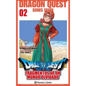 Dragon Quest VII nº 02