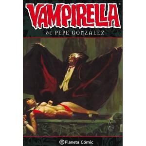 Vampirella de Pepe González nº 03