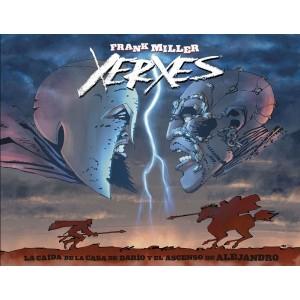 Xerxes, La Caida de la Casa Dario y el Ascenso de Alejandro