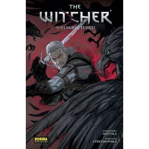 The Witcher nº 4 De Sangre y Fuego