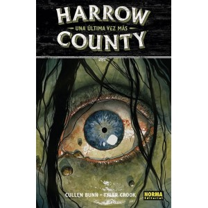 Harrow County nº 08: Una Ultima Vez Mas
