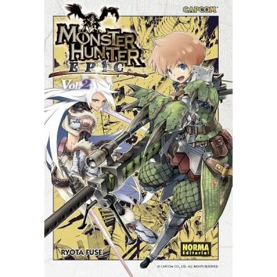 Monster Hunter Epic nº 02