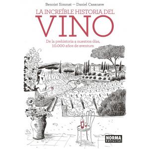 La Increible Historia del Vino