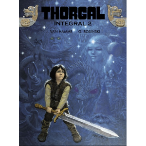 Thorgal Integral nº 02