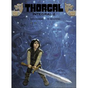 Thorgal Integral nº 02