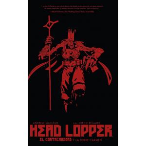 Head Lopper nº 02: El cortacabezas y la Torre Carmesi