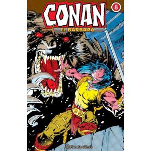 Conan el Bárbaro (Integral) nº 08