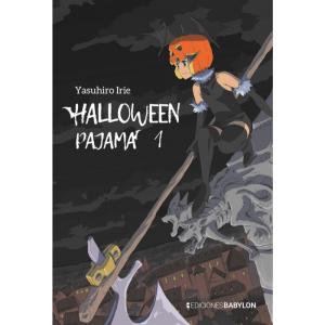 Halloween Pajama nº 01