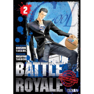 Battle Royale Deluxe nº 02