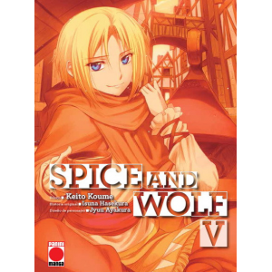 Spice and Wolf nº 05