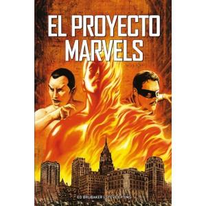 Coleccion Marvels. Marvels. El Proyecto Marvels