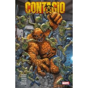 Héroes Marvel - Contagio