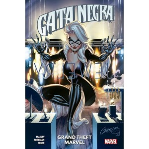 Gata Negra 1.Grand Theft Marvel