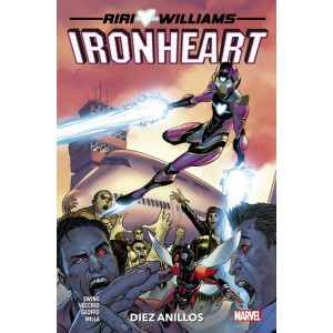 Riri Williams: Ironheart nº 02