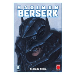 Berserk Maximum nº 16