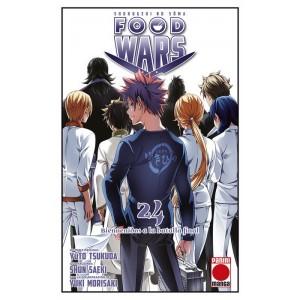 Food Wars nº 24