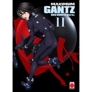 Gantz Maximum nº 11