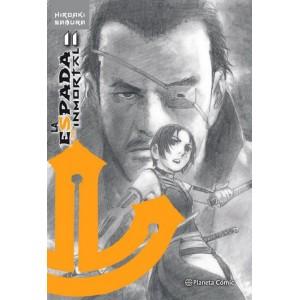 La Espada Del Inmortal Kanzenban nº 11