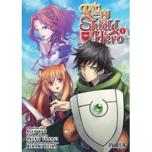 The Risingof the Shield Hero nº 01