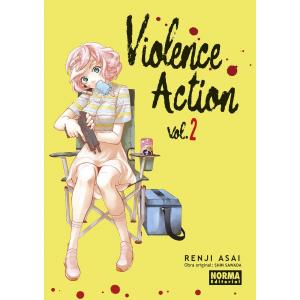 Violence Action nº 02