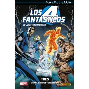 Marvel Saga nº 96. Los 4 Fantásticos de Jonathan Hickman nº 03