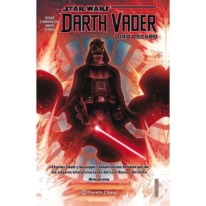 Star Wars Darth Vader Lord Oscuro HC (tomo) nº 01