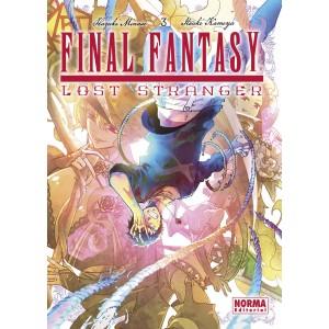 Final Fantasy: Lost Stranger nº 03
