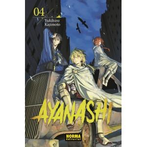 Ayanashi nº 04