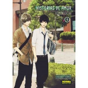 Historias de Amor nº 01