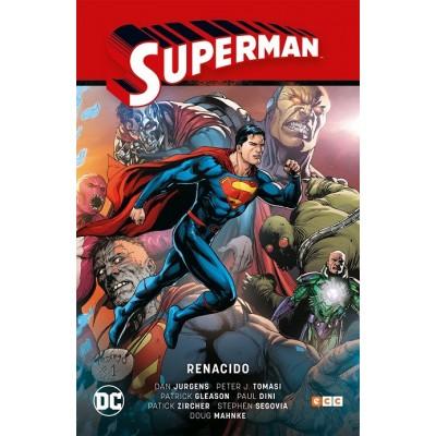Superman vol. 04: Renacido (Superman Saga - Renacido parte 1)