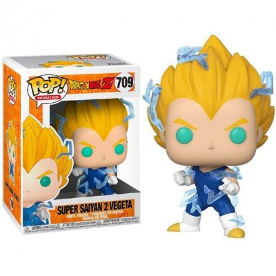 Dragonball Z POP! Animation Vinyl - Super Saiyan 2 Vegeta