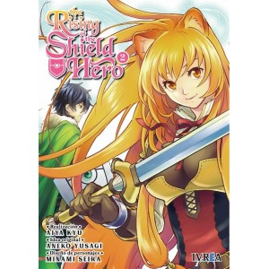 The Risingof the Shield Hero nº 02