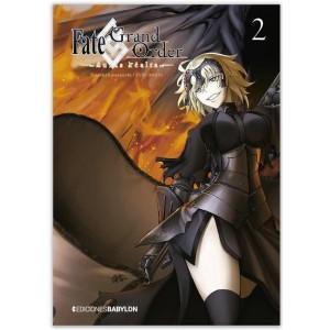 Fate / Grand Order Turas Realta nº 02