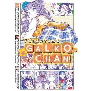 ¡Cuéntame, Galko-chan! nº 02