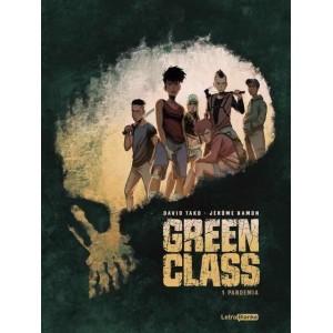 Green Class nº 01. Pandemia