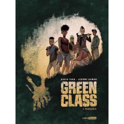 Grenn Class nº 01. Pandemia