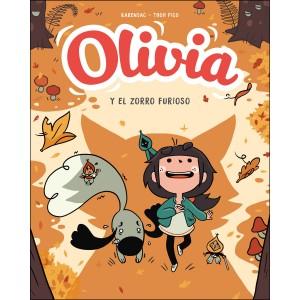 Olivia nº 02. El ZorroFurioso