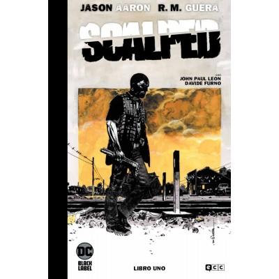 Scalped: Edición Deluxe Limitada en Blanco y Negro nº 01