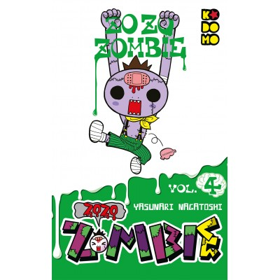 Zozo Zombie nº 04