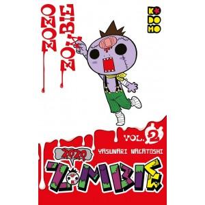 Zozo Zombie nº 02