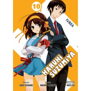 Haruhi Nº 10