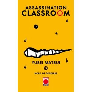 Assassination Classroom nº 17