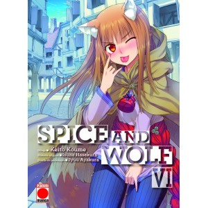 Spice and Wolf nº 06