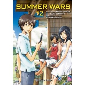 Summer Wars nº 02