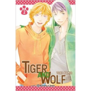 Tiger and Wolf nº 02