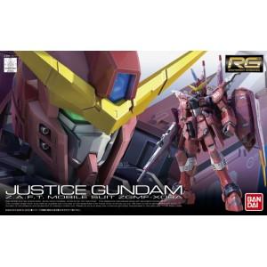 RG GUNDAM JUSTICE 1/144