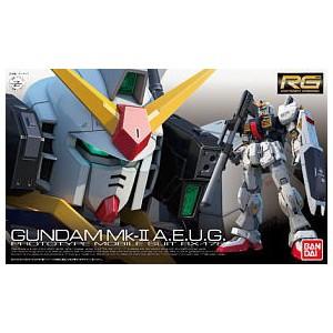 RG GUNDAM RX-178 MK II AEUG 1/144
