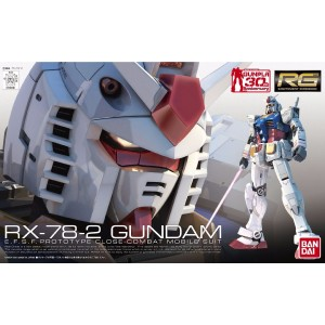 RG GUNDAM RX-78-2 1/144