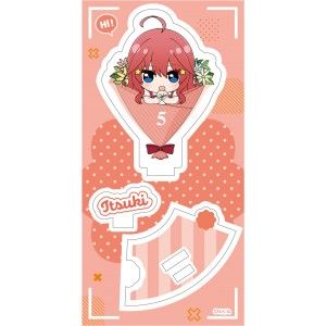 The Quintessential Quintuplets - Acrylic Stand Nakano Itsuki