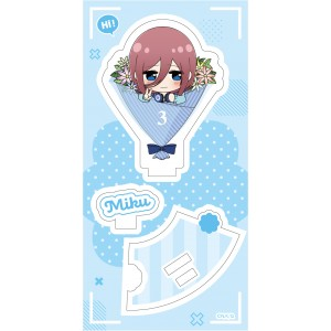 The Quintessential Quintuplets - Acrylic Stand Nakano Miku